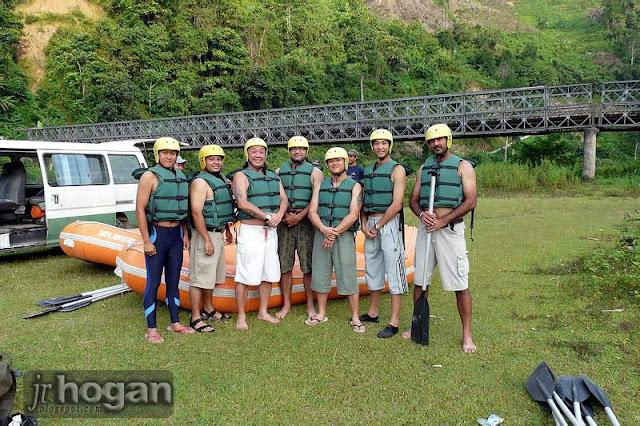 Rafting Team Kiulu River