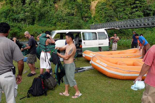 Photos of Kiulu River Rafting