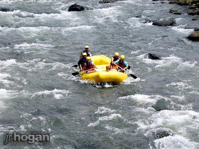 Kiulu River Water Rafting