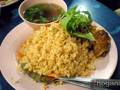 Johor Warung Saga Nasi Goreng Ayam
