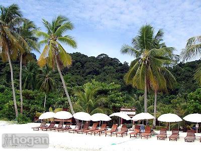 Pulau Lang Tengah Island