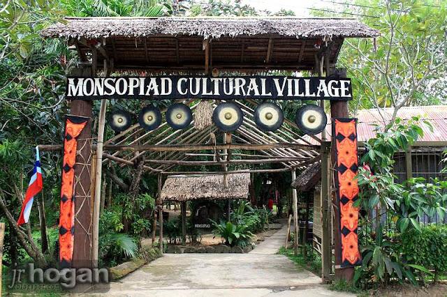 Monsopiad Cultural Village in Sabah