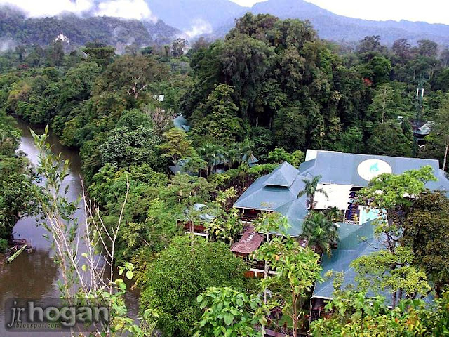 View of Mulu Resort