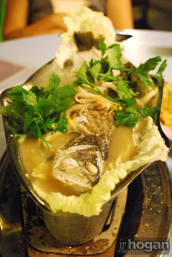 Thai Lemon Style Fish