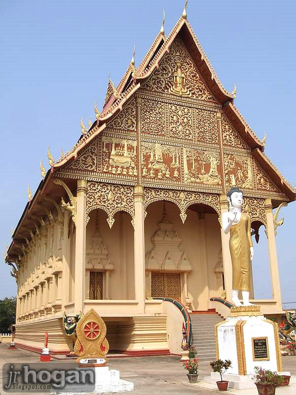 That Luang Nuea Temple