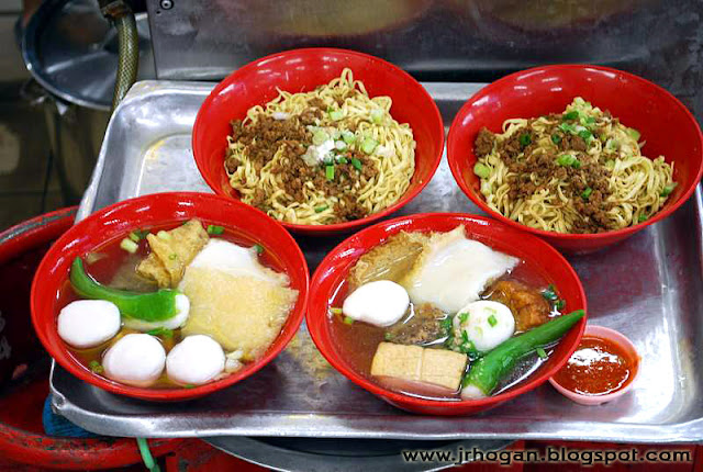 Ipoh Hakka Mee Photo