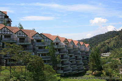 Cameron Highlands Apartments