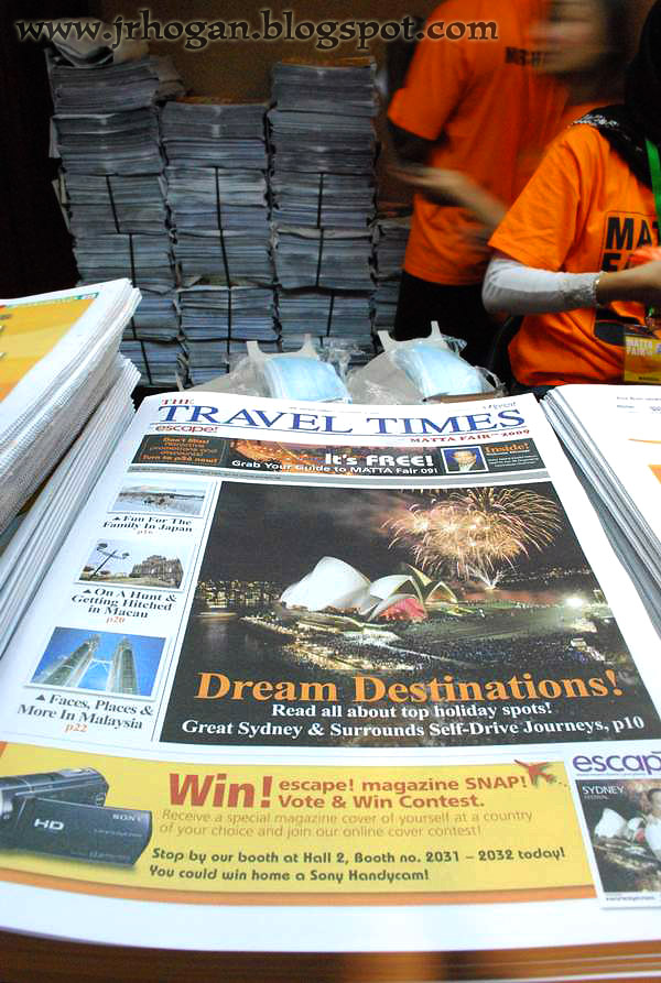 Travel Times Magazine Matta Fair