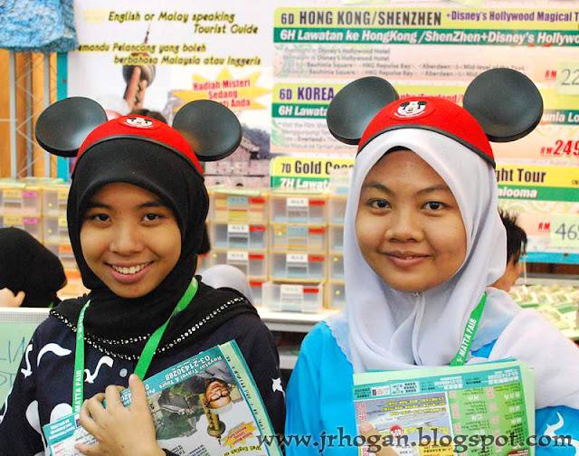 Muslim Promotion Package KL Matta Fair