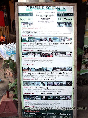 Tour Packages in Luang Prabang