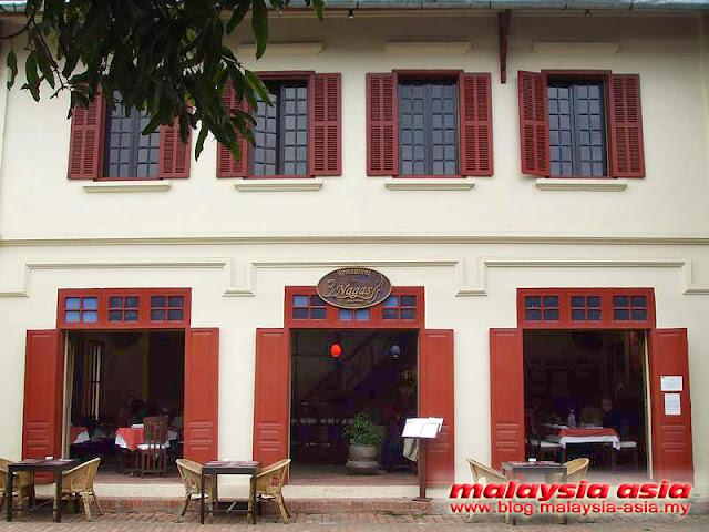 Luang Prabang 3 Nagas Hotel