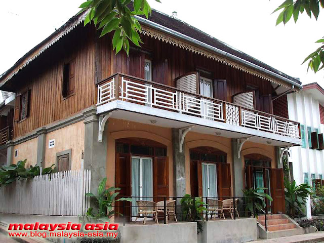 Guesthouses in Luang Prabang