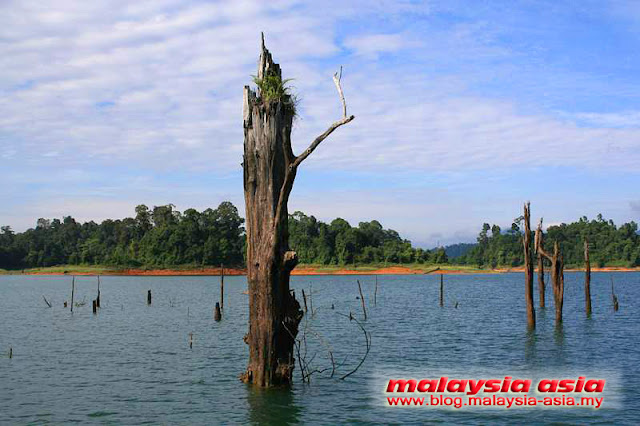 Kenyir Lake Terengganu