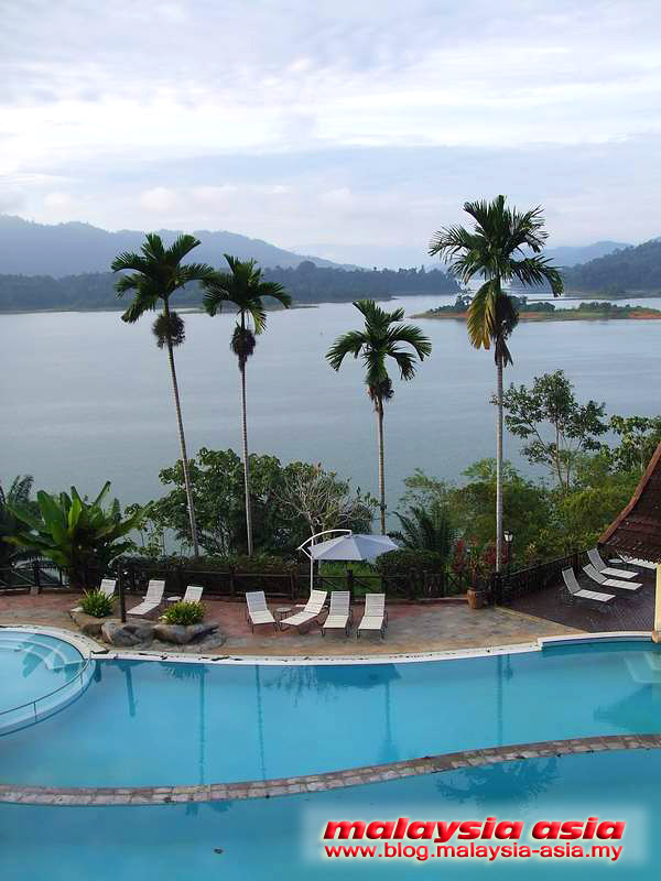 Review of Kenyir Lake Eco Resort