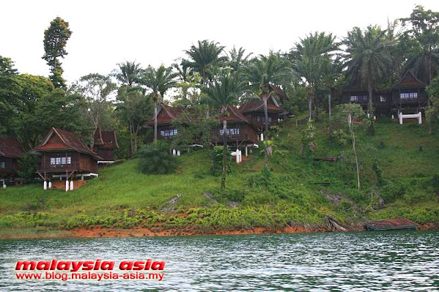 Villas at Kenyir Eco Resort