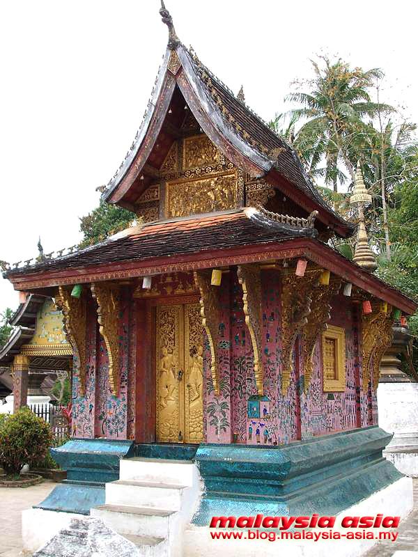 Laos Wat  Xieng Thong