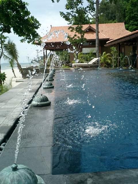 Private Pool Four Seasons Langkawi