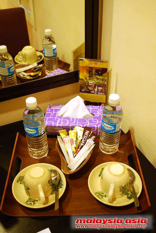 Amenities at Hotel Puri