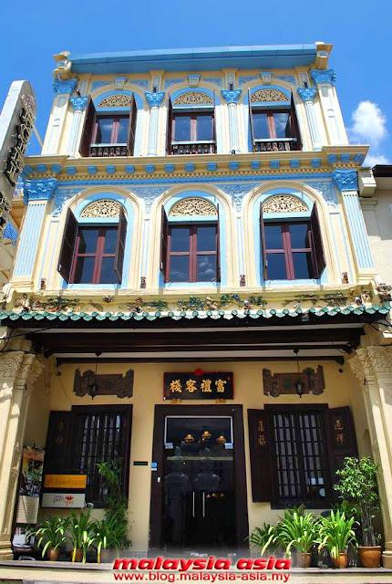Review of Hotel Puri Melaka