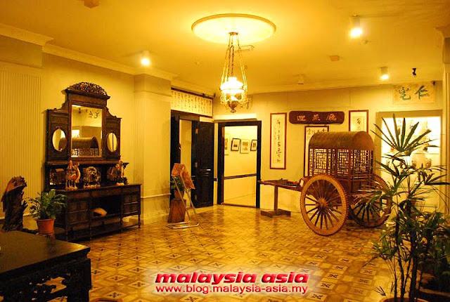 Ancestral Hall Hotel Puri Melaka