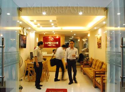 Impressive Hotel Hanoi