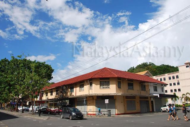 Gaya Street Photo