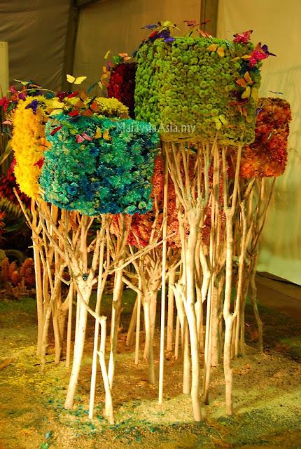 Flower Design Floria 2010