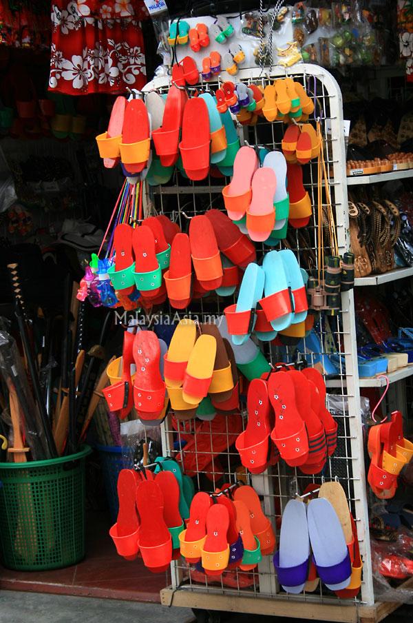 Melaka Wooden Clogs