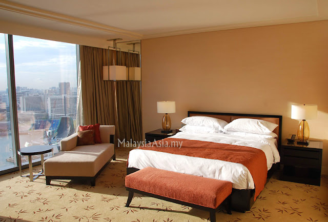 Review of Marina Bay Sands Singapore Room