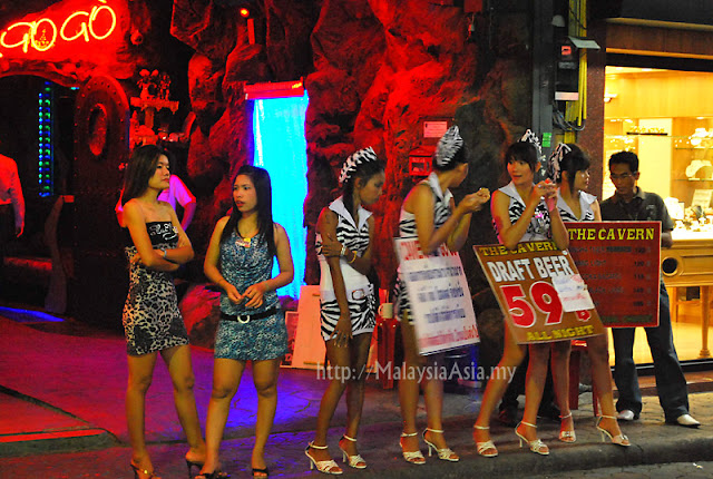 Girls in Pattaya