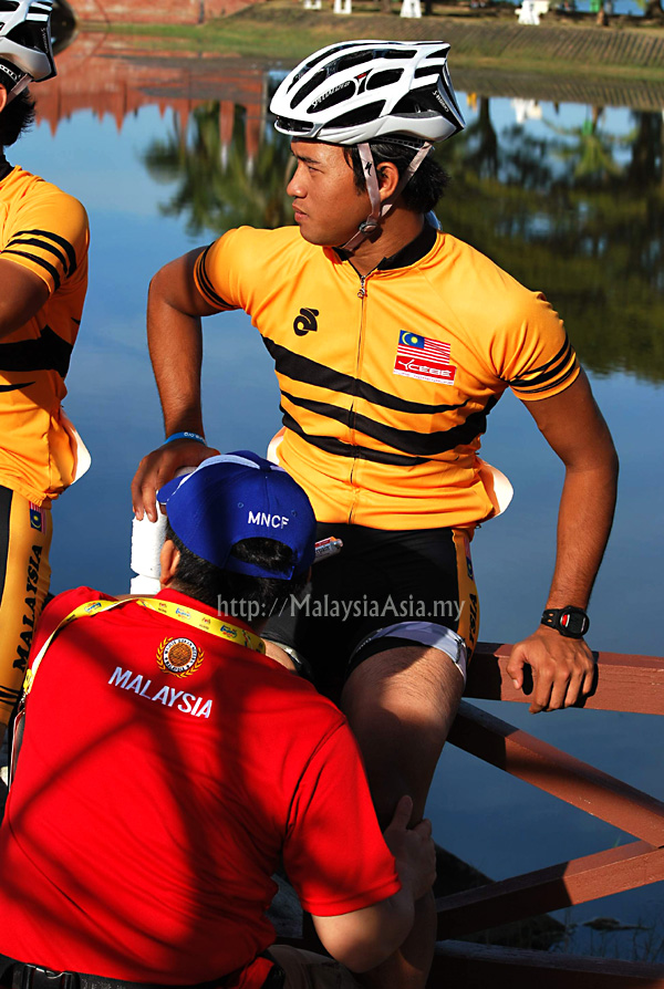 Team Malaysia Le Tour De Langkawi