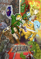 The Legend of Zelda: Thunderstracking Mirror