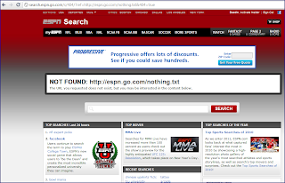 Most Creative 404 HTTP Response Ever?   JavaWorld