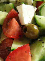 Greek Salad courtesy of Morguefile