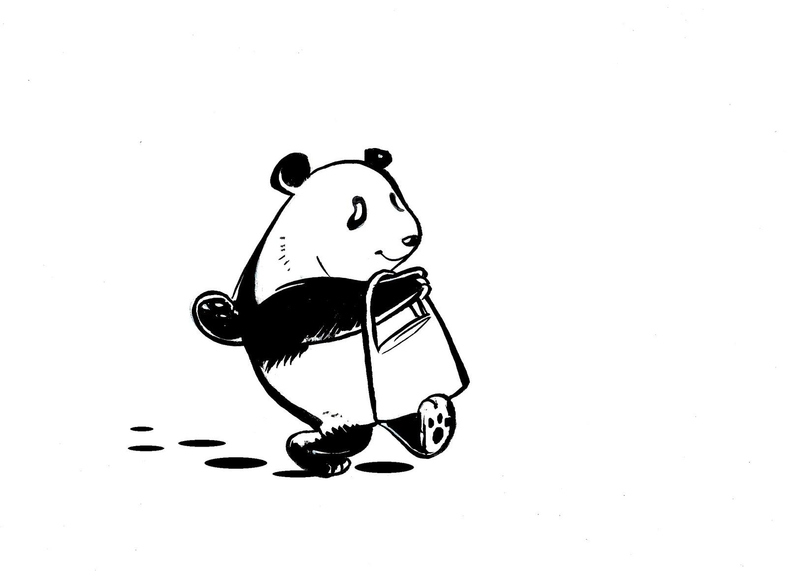 Andri Panda Logo
