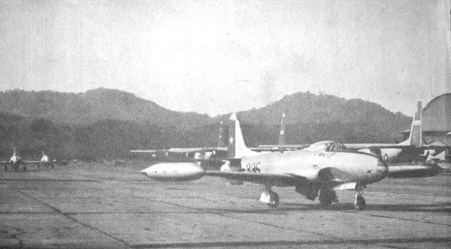 Resultado de imagen para fach: lockheed F 80