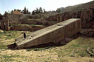 Exploring The Megalithic Quarry Of Baalbek Lebanon Baalbek2