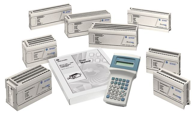 Allen Bradley MicroLogix 1000 Manual/ Selection Guide