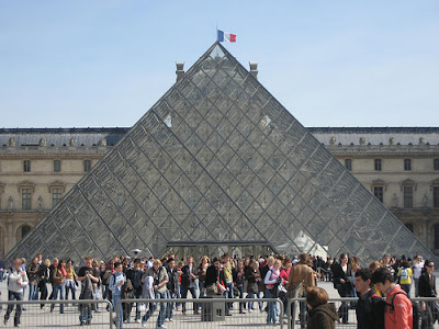 Louvre and Louvre Pyramid