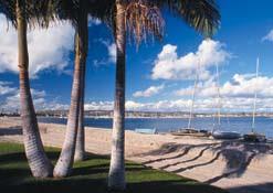 San Diego Mission Beach Southern California