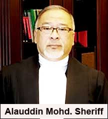 Federal Court Judge Abdul Hamid Embong