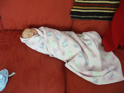 baby swaddle