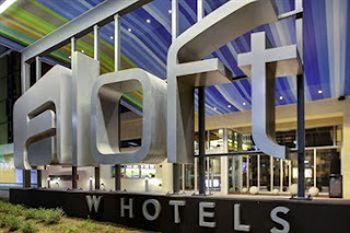 Aloft Hotel in Tulsa, Oklahoma