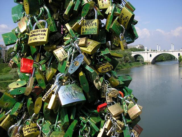 ponte milvio, pont milvio, rome, rome en images, italie