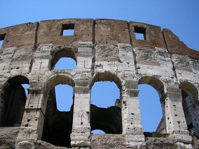rome en images, colisée, colisee, rome, italie