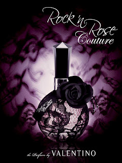 valentino, rock n' rose, parfum, rome, rome en images, italie