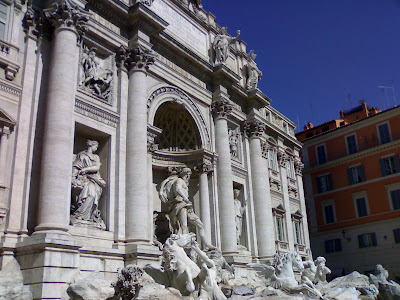 fontaine de trevi, rome, italie, rome en images