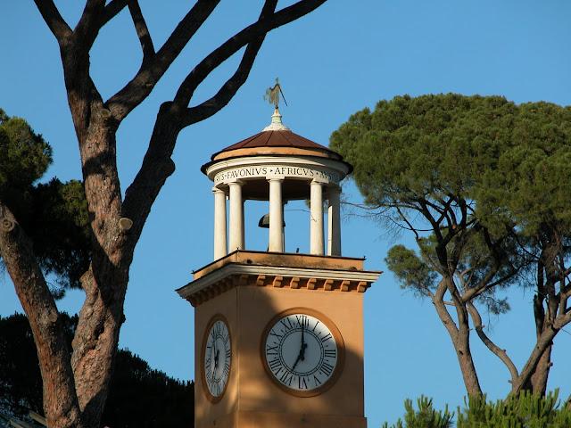 villa borghese, rome, italie