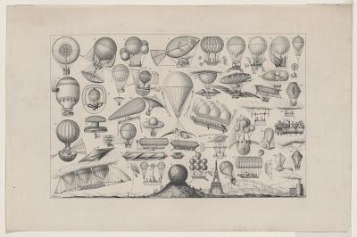 Futurismus im 19.Jhd 1885+full+flying+machines+paleo-future