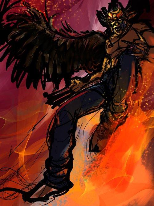 [winged+idiot]